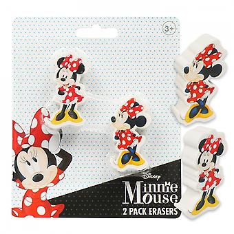 Minnie Mus Disney 2-Pack Viskelær