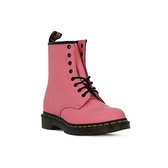 Dr Mar 1460 pink acid smooth boots