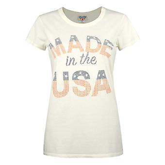Junk Food Made In The USA Women's T-Shirt