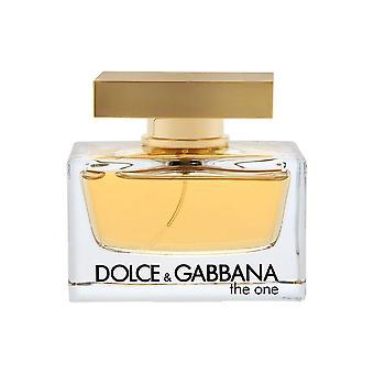 Dolce & gabbana the one for women 2.5 oz eau de parfum spray (tester no cap)