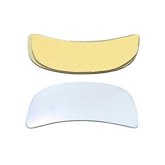 Spegelglas vänster Stick-On Blind fläck för Opel VIVARO flatbädd 2001-2014