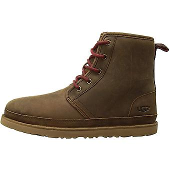 Ugg Australia Mens Harkley Suede Closed Toe Ankle Fashion Boots