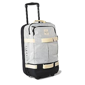 Rip Curl F-Light Trnst Mix Wave Wheeled Luggage in Grey