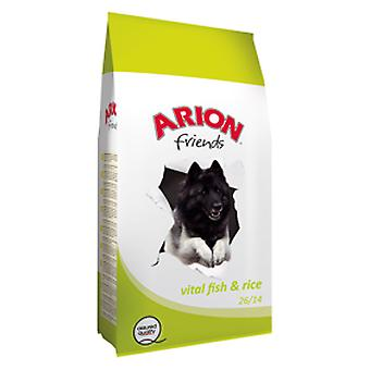 Arion riends Vital Fish 15 Kg (Dogs , Dog Food , Dry Food)