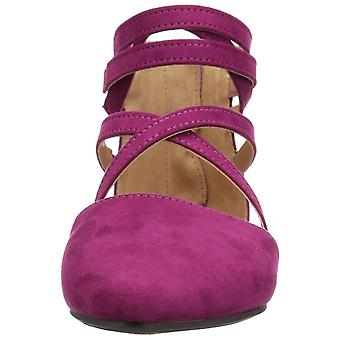 Journee Collection Womens Marlee Pointed Toe Casual Strappy Sandals