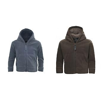 Trespass Baby drenge Alejandro Full Zip Fleece jakke