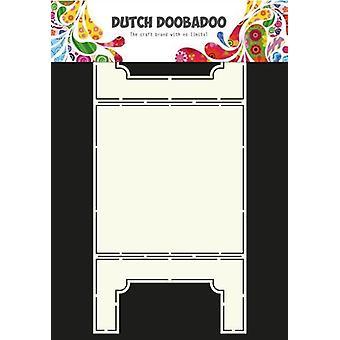 الهولندية Doobadoo الهولندية بطاقة الفن تذكرة 470.713.652 A4