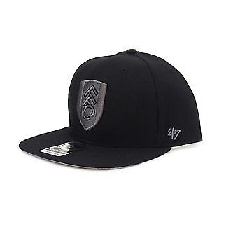 Fulham FC 47 Brand Official Football Gift Mens Snapback Baseball Cap