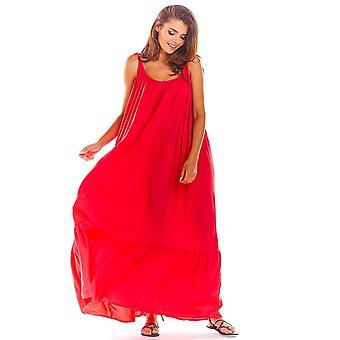 Fuchsia awama jurken