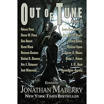 Out of Tune  Book II by Maberry & Jonathan