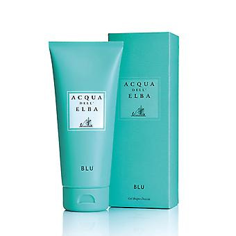Acqua Dell'Elba Blu Shower Gel för män's 200 ml