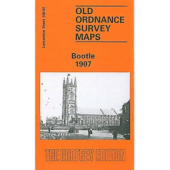 Bootle 1907 - Lancashire Sheet 106.02 by Mike Greatbatch - 97808505428