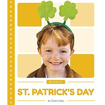 Holidays - St. Patrick's Day by  -Charly Haley - 9781641855709 Book