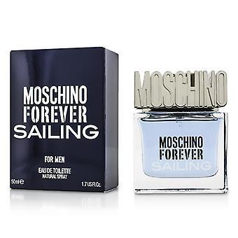 Moschino Forever Sailing Eau De Toilette Spray 50ml/1.7oz