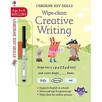 Wipe-Clean Creative Writing 5-6 by Caroline Young - 9781474952279 Book