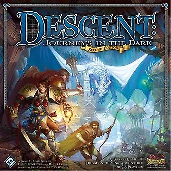 Descent Journeys in the Dark Second Edition Board Game
