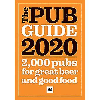 AA Pub Guide 2020 - AA - 9780749581886 Book