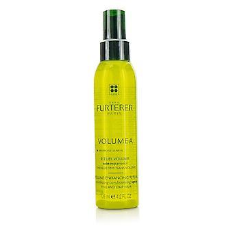 Volumea volume enhancing ritual volumizing conditioning spray (fine and limp hair) 125ml/4.2oz