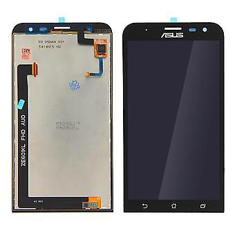 Ecrã LCD Asus Zenfone 2 ZE601KL Bloco completo tátil Compatível – Preto