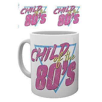 Retro Chic Barn av 80-tallet Krus