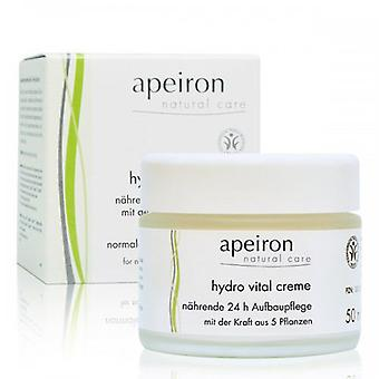 Apeiron Vital Moisturizing Cream 24 Hours 50 ml