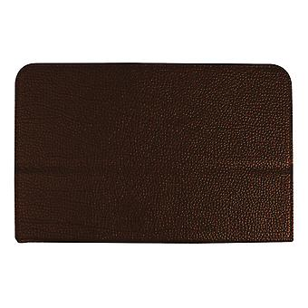 "Magnetic PU Leather Case Cover for Lenovo A7-30 A3300 7""[Brown]"