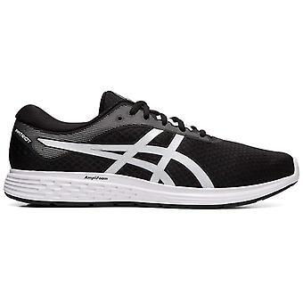 Asics Patriot 11 Mens Running Exercise Fitness Trainer Shoe Black