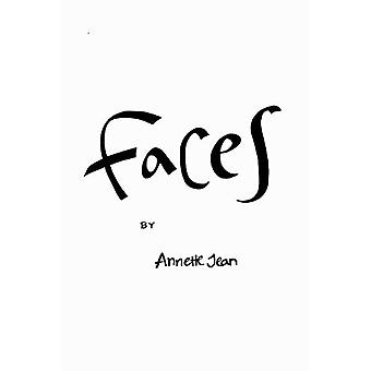 Faces by Annette Jean - 9781543961782 Book