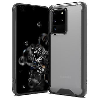 Stöttåligt skal Samsung Galaxy S20 Ultra - transparent/svart