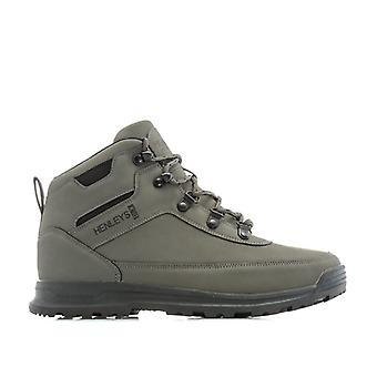 Men's Henleys Travis Boots in Grey