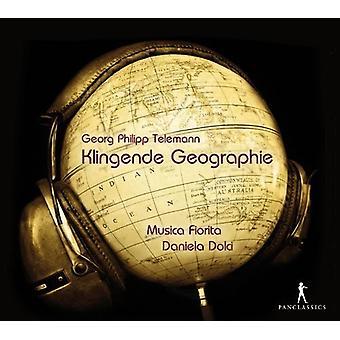 Telemann / Musica Fiorita / Dolci - Klingende Geographie [CD] USA import