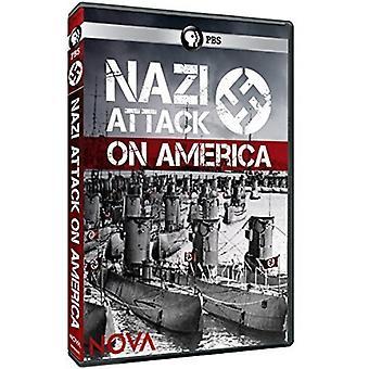 Nova: Nazi Attack on America [DVD] USA import