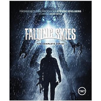 Falling Skies: Importer des USA Complete Series Box Set [DVD]