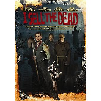 I Sell the Dead [DVD] USA import