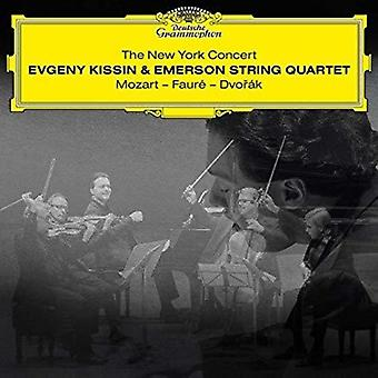 New York Concert: Mozart - Faure - Dvorak [CD] USA import