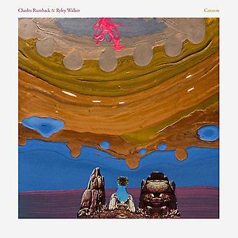 Rumback, Charles / Walker, Ryley - Cannots [Vinyl] USA import