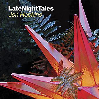 Jon Hopkins - Late Night Tales [CD] USA import