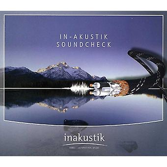 Der in-Akustik Soundcheck - Der in-Akustik Soundcheck [CD] USA import