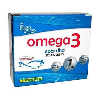 Omega 3 Epa and Dha 30 softgels