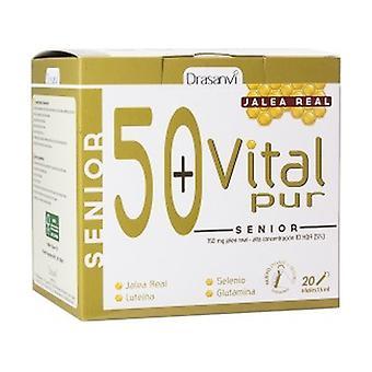 VitalPur 50 Senior 20 vials