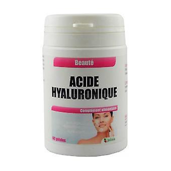 Hyaluronzuur 60 plantaardige capsules van 60 mg