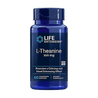 L-Theanine 60 vegetable capsules