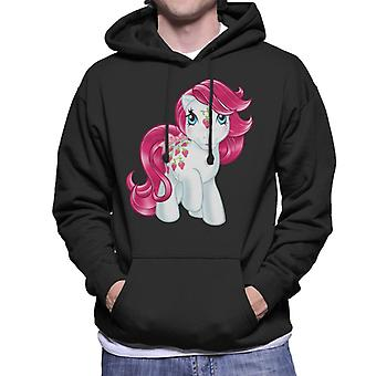 My Little Pony Strawberry Men's Hooded Sweatshirt