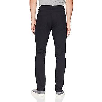 Brand - Goodthreads Men's Comfort Stretch Slim-Fit Jean, Black, 36W x ...