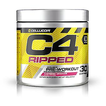 Cellucor C4 Ripped Raspberry Lemonade 30 porciones