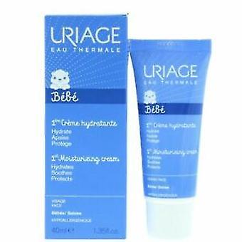Uriage Bébé 1º Creme facial protetor de hidra 40ml