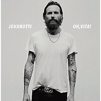 Jovanotti - Oh Vita [CD] USA import