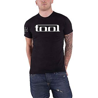Tool T Shirt Wrench Band Logo new Official Mens Black