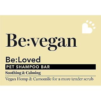 Be:loved Shampoo Bar Vegan & Hanf zu beruhigen & Ruhig - 100g