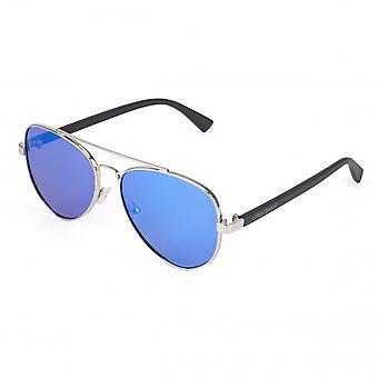 Sunglasses Men's Men's Hanish Silver/Black